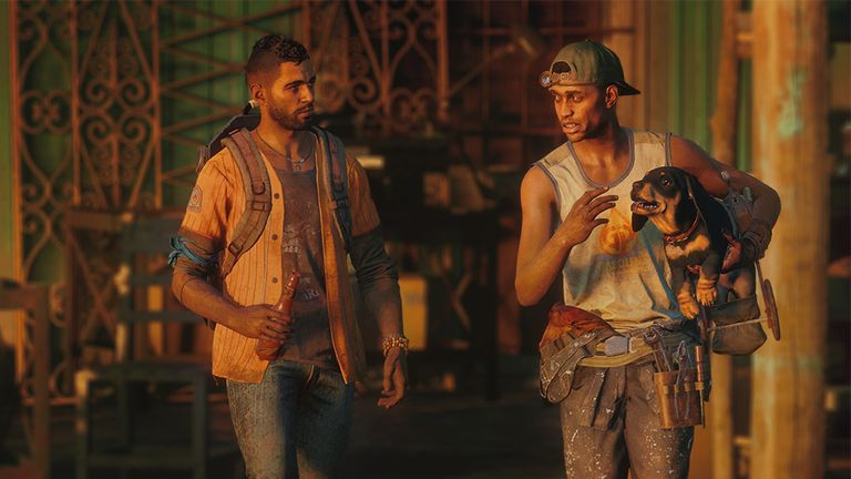 Far Cry 6 has hit shelves and gaming systems in the UK. Pic: Ubisoft