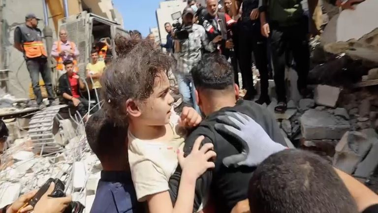 Five months since the latest conflict ended, Gaza residents fear another war and are calling for a real solution to protect children and civilians.