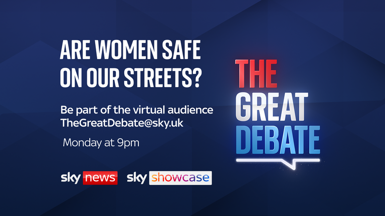 Are women safe on our streets?