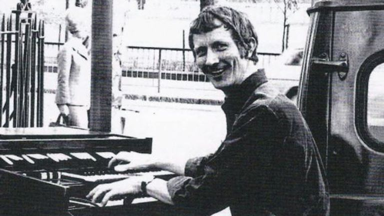 Alan Hawkshaw has died aged 84. He composed theme tunes for TV programmes and films