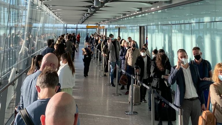 The self-service gates failed for the second time in two weeks