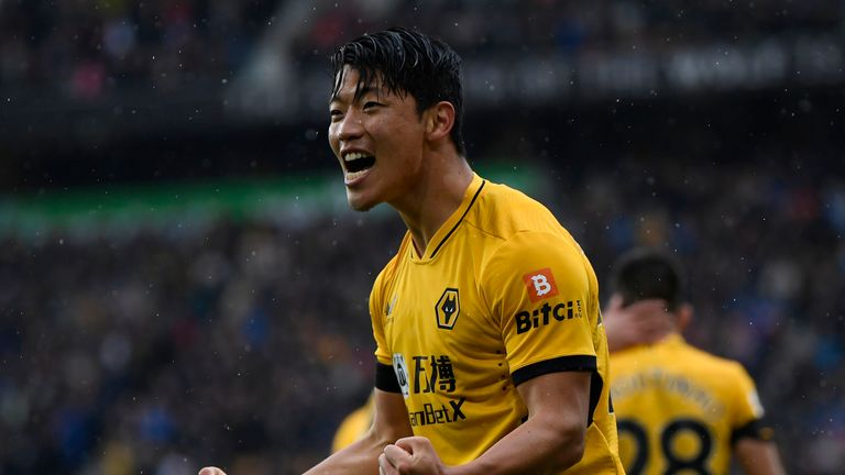 Wolverhampton Wanders signed Hee-Chang Hwang from RB Leipzig this summer