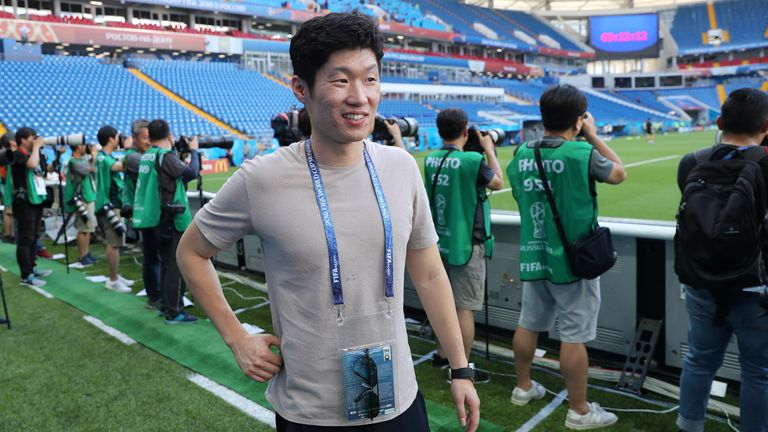 Park retired from football in 2014 and has since taken on various roles, including as an ambassador at Manchester United