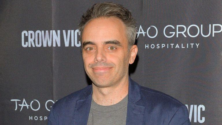 Writer and Director Joel Souza