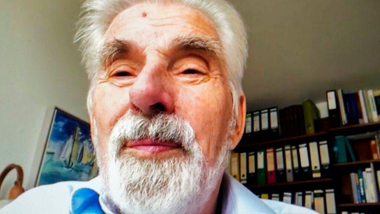 Dr Klaus Hasselmann