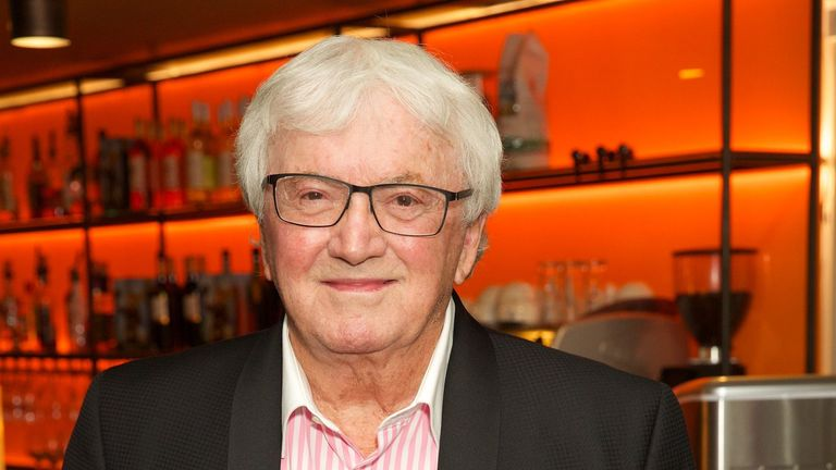 Leslie Bricusse has died at the age of 90. Pic: Piers Allardyce/Shutterstock