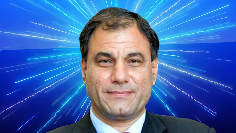 Lord Bilimoria: CBI President
