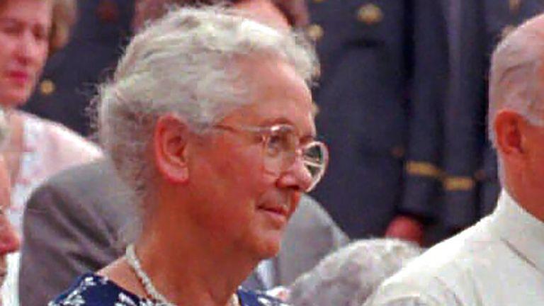 Lorli von Trapp Campbell has died aged 90