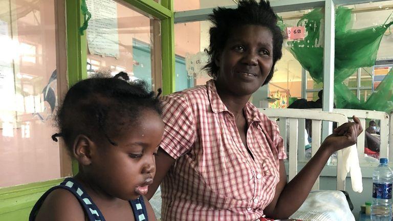 Bella Akoth and Beatrice Akinyi