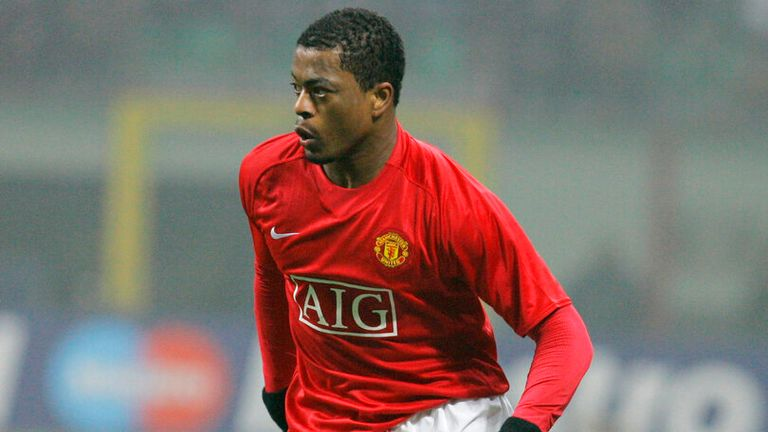 Manchester United defender Patrice Evra has revealed he was sexually abused as a teenager