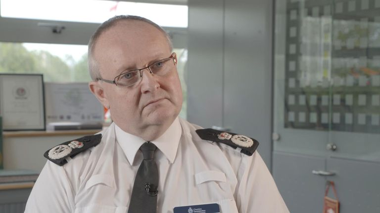 Chief Constable Mark Roberts said he was disappointed with the response from clubs