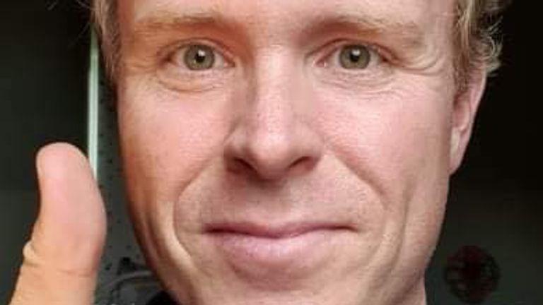 Matthew Boorman was killed in the knife attack in Twekesbury yesterday evening