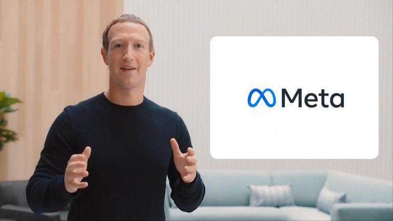 Facebook has rebranded to Meta
