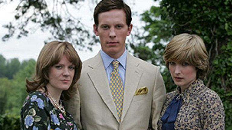 Michelle Duncan as Diana in the 2005 ITV film Whatever Love Means