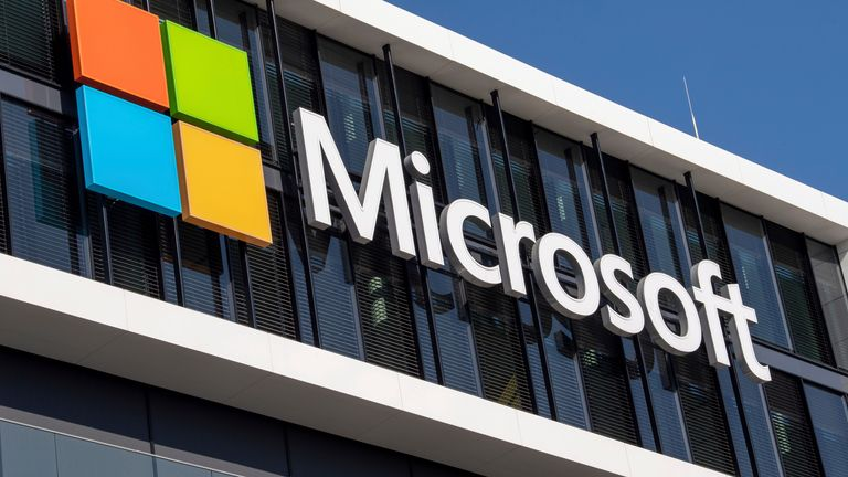 Some Microsoft investors have raised concerns about 'the culture set by top leadership' in the company. Pic: AP