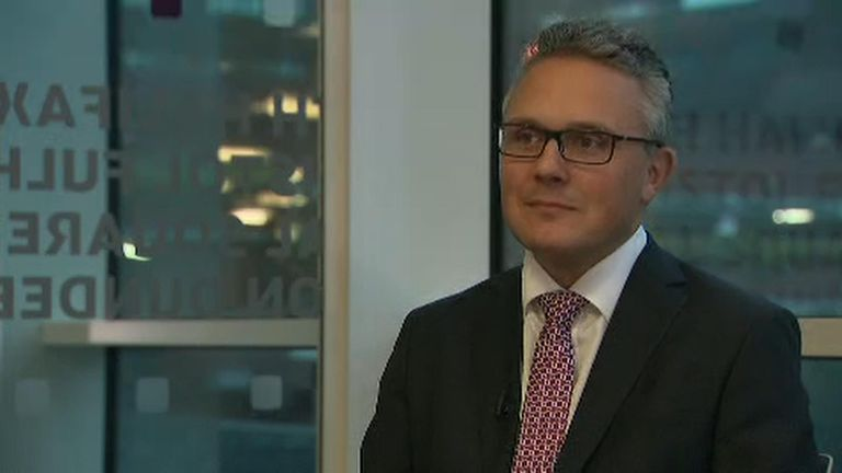 Mike Regnier says it's 'sobering to see the stark reality' of how many young people are struggling to pay their bills