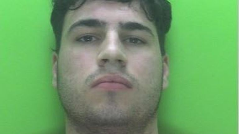 Nathan Blagg pleaded guilty to posting the abuse. Pic: Met Police