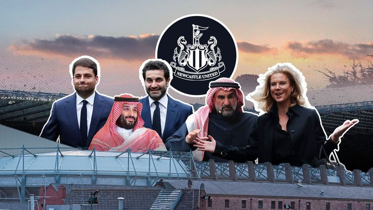 Newcastle United owners