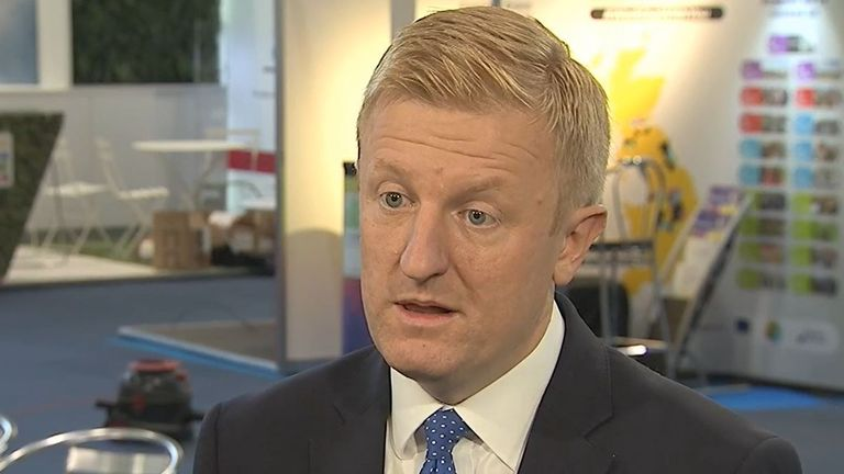 Oliver Dowden says Cressida Dick is the right person to lead the Met forward after Sarah Everard case