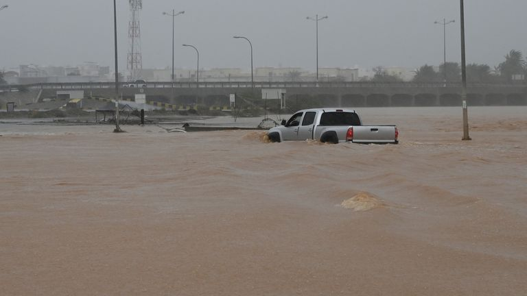 The authorities in Oman have continued to warn the public about flooding