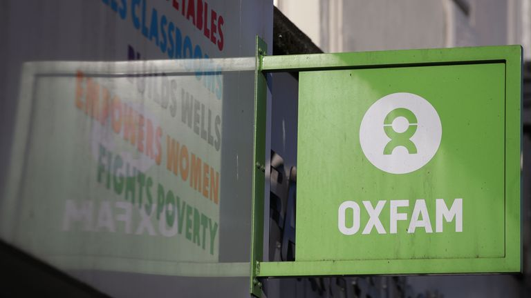 """Oxfam has withdrawn a bingo game, featuring 48 """"inspirational women"""" from sale"""