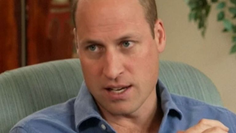 Prince William says we should be fixing the planet not looking for another one