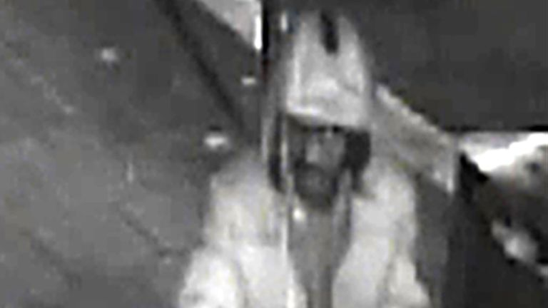 Avon and Somerset Police have released this CCTV image