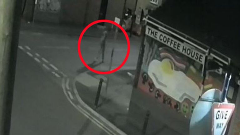 Police release CCTV of suspect after Marcus Rashford mural was defaced