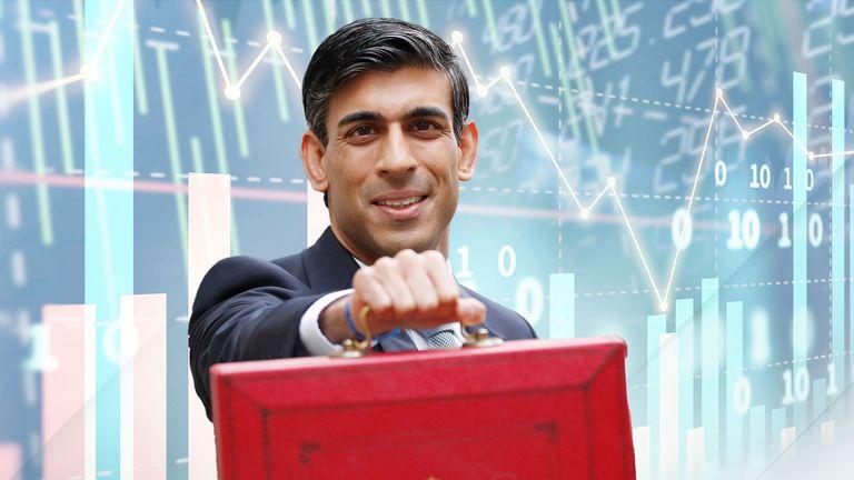Chancellor Rishi Sunak - teaser graphic