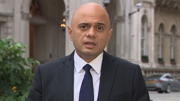 Sajid Javid says relaxing visas for foreign HGV drivers will work