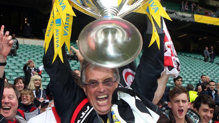 Saracens owner Nigel Wray