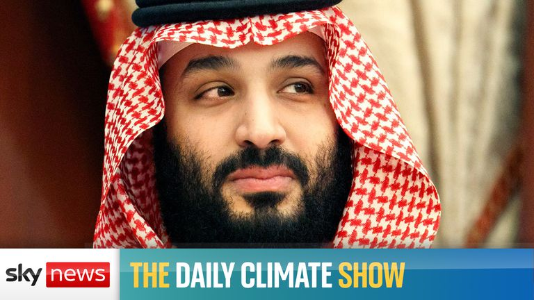 On today's show, Saudi Arabia joins the countries with net zero targets.