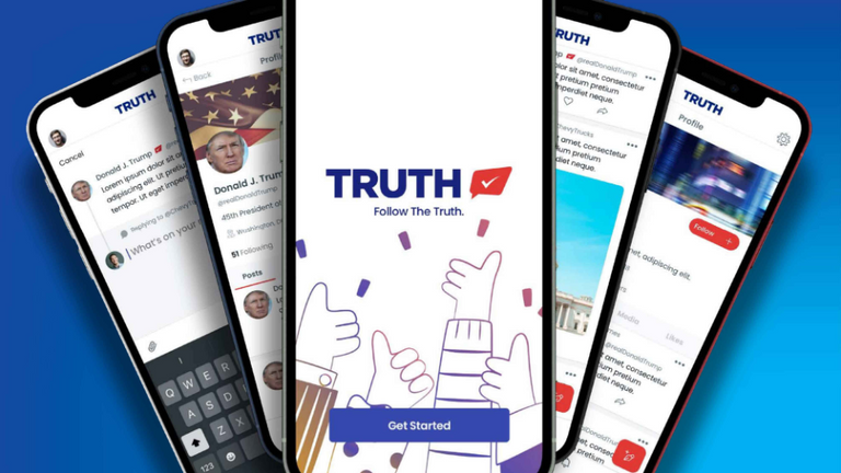 TRUTH Social: Donald Trump to launch social network, saying 'your favourite president has been silenced'