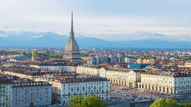 Turin will host the next Eurovision Song Contest