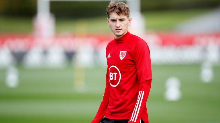 Brooks was first called up to the Wales squad in 2017 and was included in their Euro 2020 squad