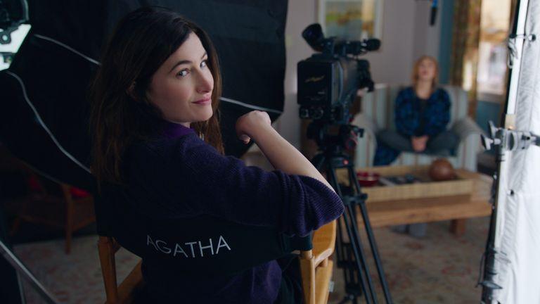 It was Agatha all along! Kathryn Hahn as Agatha in WandaVision. Pic: Marvel Studios
