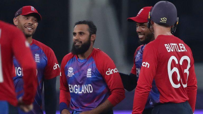 Adil Rashid, England, T20 World Cup (Associated Press)