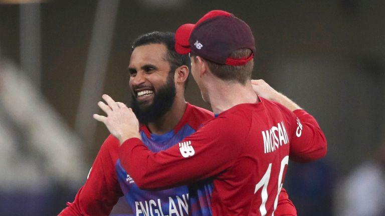Adil Rashid, England, T20 World Cup (AP Newsroom)