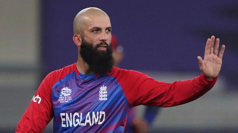 Moeen Ali, England, T20 World Cup (AP Newsroom)