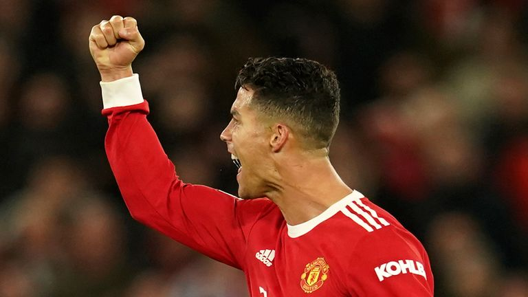 Cristiano Ronaldo is determined to add more silverware to his personal collection at Manchester United - who have not lifted a trophy as a club in four years