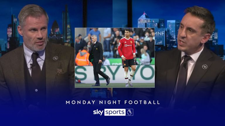 MNF: Neville and Carragher on Manchester United